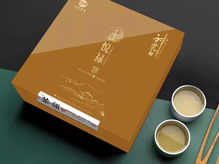 文昌五行养生茶单品-土悦禄