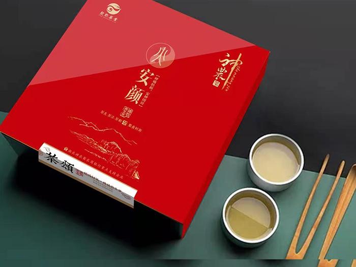 文昌五行养生茶-火安颜(礼盒装)